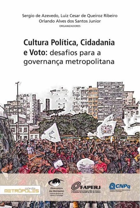 Cultura política, cidadania e voto