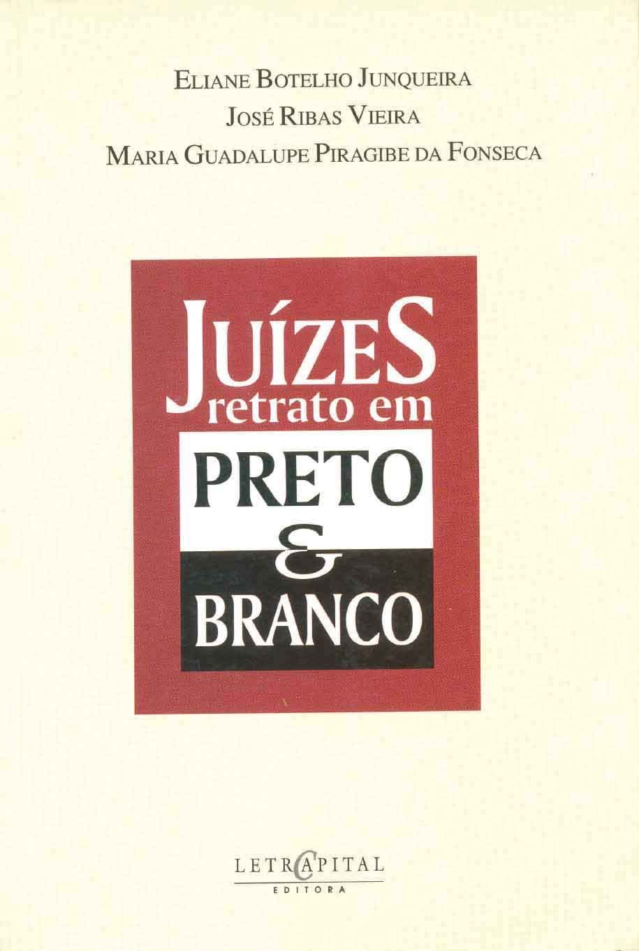 Juízes retrato Preto e Branco