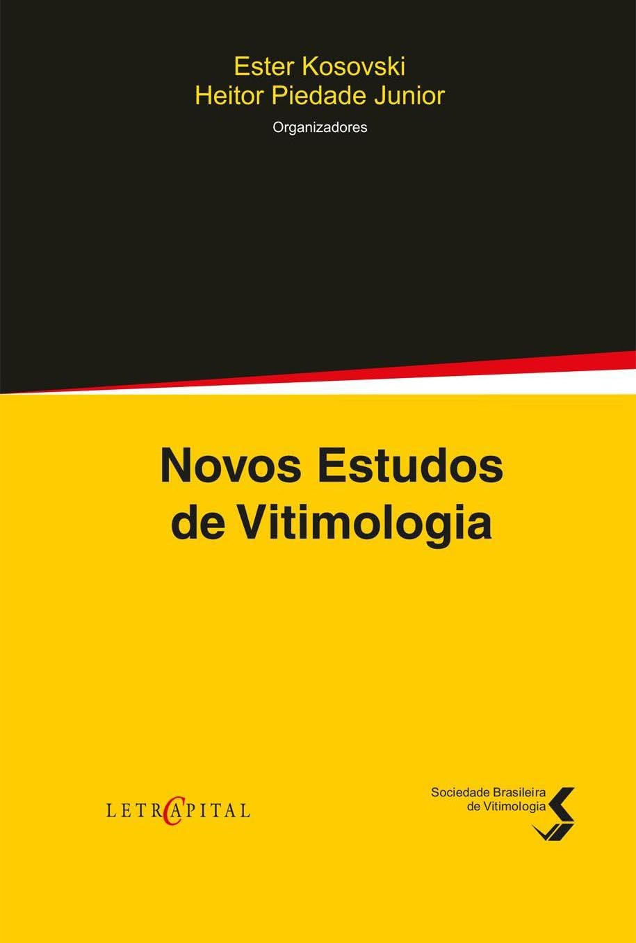 Novos Estudos de Vitimologia
