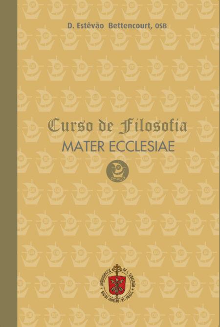 Curso de Filosofia Mater Ecclesiae