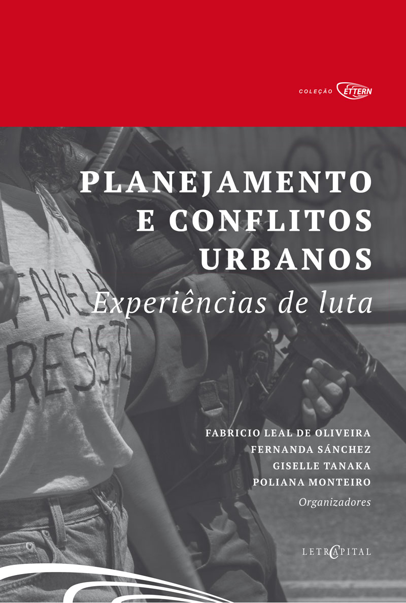 Planejamento e conflitos urbanos – Experiência de luta