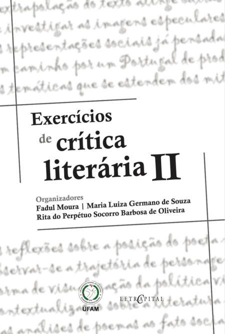Exercícios de críticas literárias II