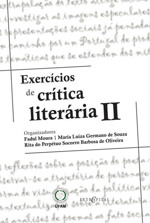 Exercícios de criticas literárias II