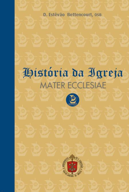 História da Igreja Mater Ecclesiae
