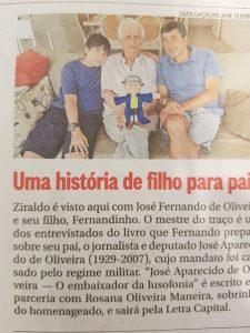Letra Capital Editora no Jornal O Globo
