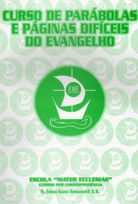 Curso de Páginas Difíceis do Evangelho