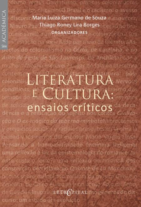 Literatura e cultura: ensaios críticos