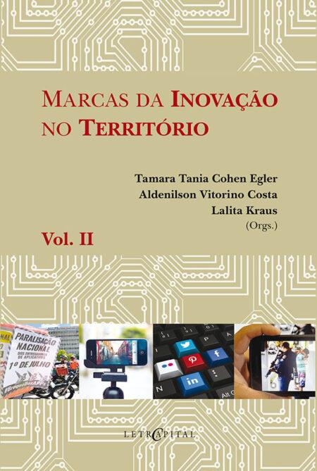 Marcas da inovação no território Vol. II