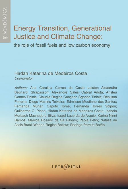 Energy Transition, Generational Justice and Climate Change